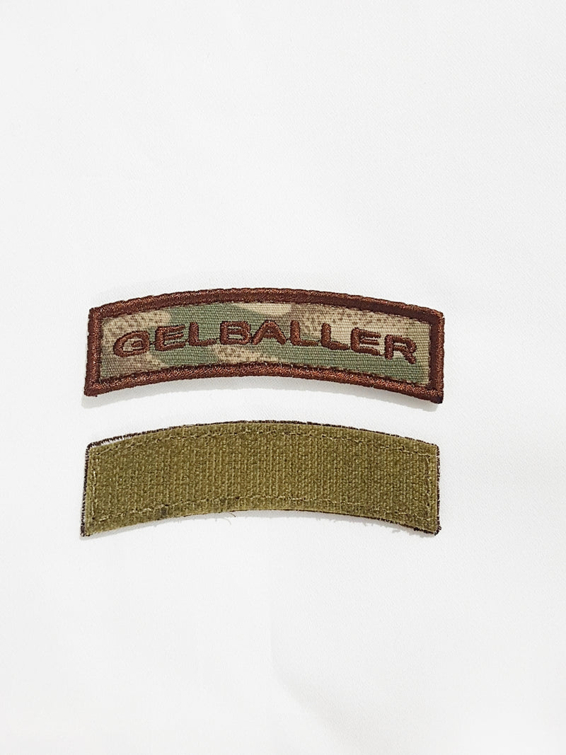 GelBaller  Patch