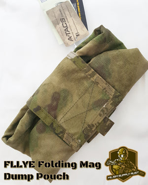 Folding Magazine Drop Pouch