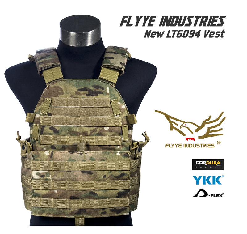 LT6094 Tactical Vest