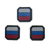 "Small Russian Web Flag"" PVC Patch (GS)"