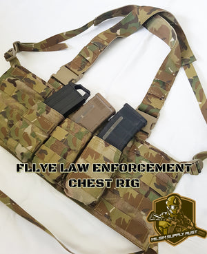 LAW ENF Chest Rig