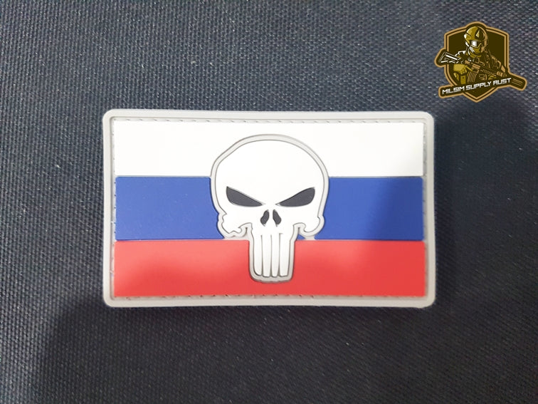 Russian  Punisher Patch