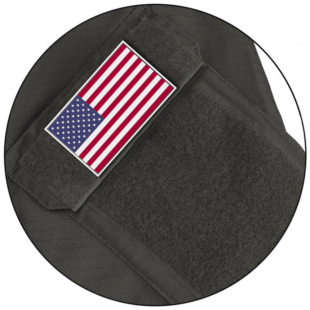 "PVC Patch ""US Flag"" (GS)"