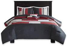 Load image into Gallery viewer, Comfort Spaces Pierre 3 PC Comforter Set