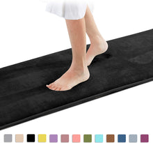 Load image into Gallery viewer, Memory Foam Absorbent Bathroom Mat