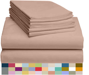 Bamboo Deep Pocket Sheet Set