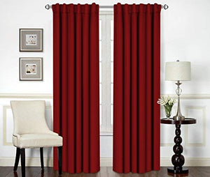 Blackout Darkening and Thermal Curtains