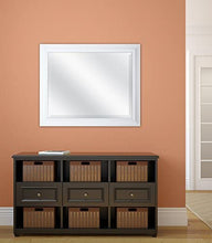 Load image into Gallery viewer, Rectangular Wall Mirror, 26.5 x 32.5 Inch