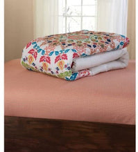 Load image into Gallery viewer, Prism Pink 8 Piece Full Bedding Set