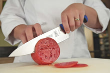 Load image into Gallery viewer, Mercer Culinary Millennia Chef's Knife, 8 Inch, Blue
