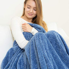 Load image into Gallery viewer, Cozy Plush Luxury Throw Blanket