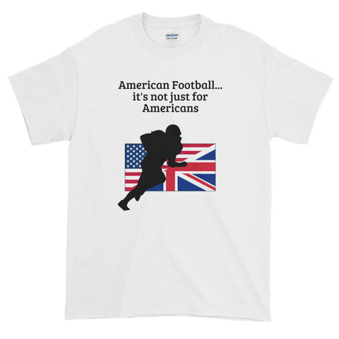 AMERICAN FOOTBALL (UK SPORT) Short-Sleeve T-Shirt