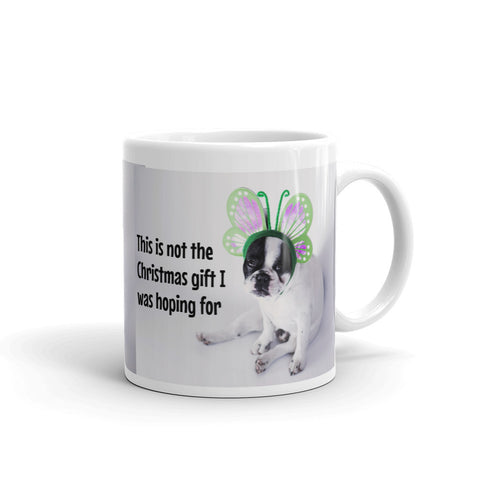 THIS IS NOT THE CHRISTMAS GIFT... . MUG. PMG35