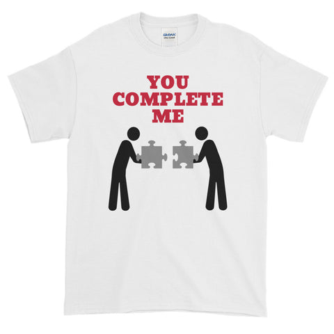 YOU COMPLETE ME (JERRY MAGUIRE) Short-Sleeve T-Shirt
