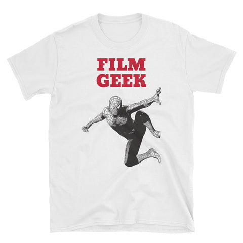 FILM GEEK.Short-Sleeve Unisex T-Shirt
