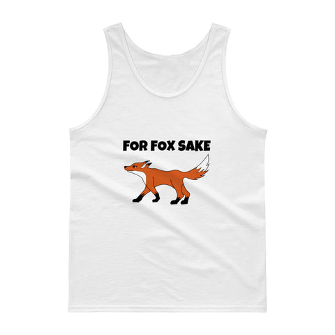 FOR FOX SAKE. Tank top