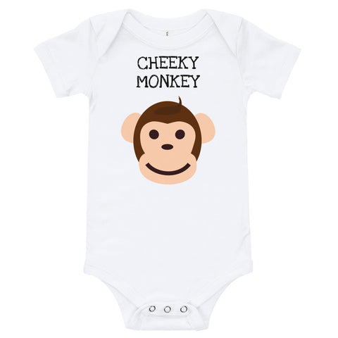 CHEEKY MONKEY. T-Shirt