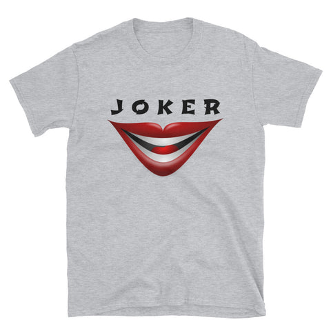 JOKER. Short-Sleeve Unisex T-Shirt
