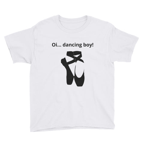 YOUTH/KIDS.BILLY ELLIOT T-SHIRT. BALLET - KIDS 6932).YOUTH/KIDS. Short Sleeve T-Shirt.