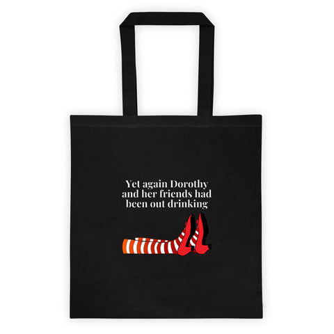WIZARD OF OZ. DOROTHY. Tote bag