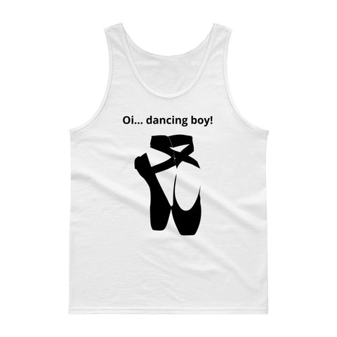 BILLY ELLIOT. (BALLET 557H)  TANK TOP.
