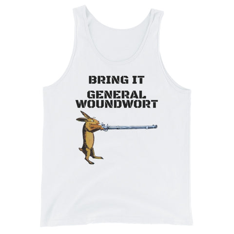 WATERSHIP DOWN. Unisex Tank Top