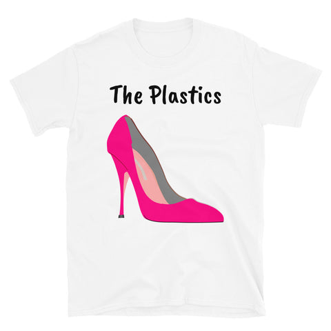 MEAN GIRLS. THE PLASTICS. Short-Sleeve Unisex T-Shirt