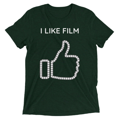 I LIKE FILM. Short sleeve t-shirt