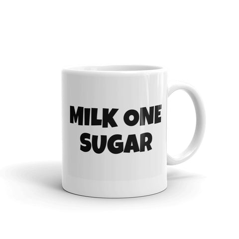 MILK ONE SUGAR (CHRISTMAS GIFT) M1MG54