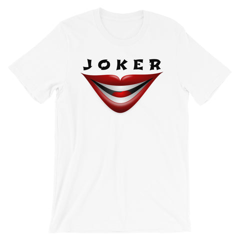 JOKER. Short-Sleeve Unisex T-Shirt..MZMJJ9
