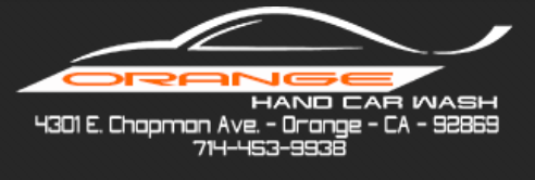 Find us at Orange Hand Car Wash & Detail!