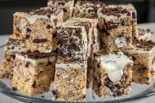 Cookies & Crispies Oreo Cookie Rice Krispies