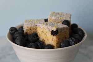 Lemon Berry Crispies