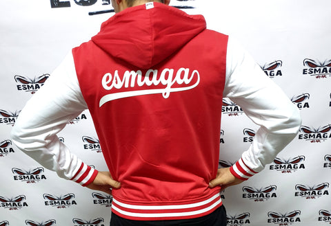 3D Baseball Jacket Personalizável