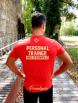 T-Shirt IFBB Basic Red