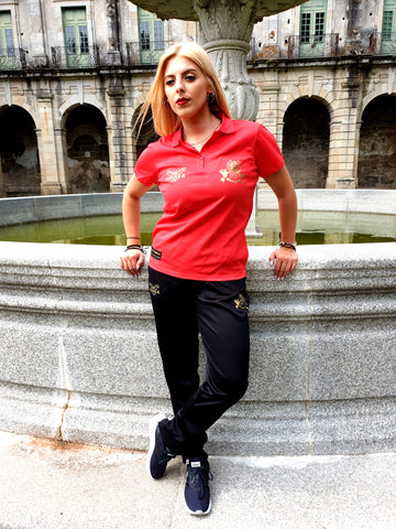 Polo IFBB Sport Red