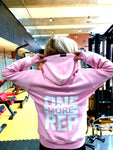 Hoodie ONE MORE REP - New Logo