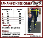 Legging Navy Blue 3D