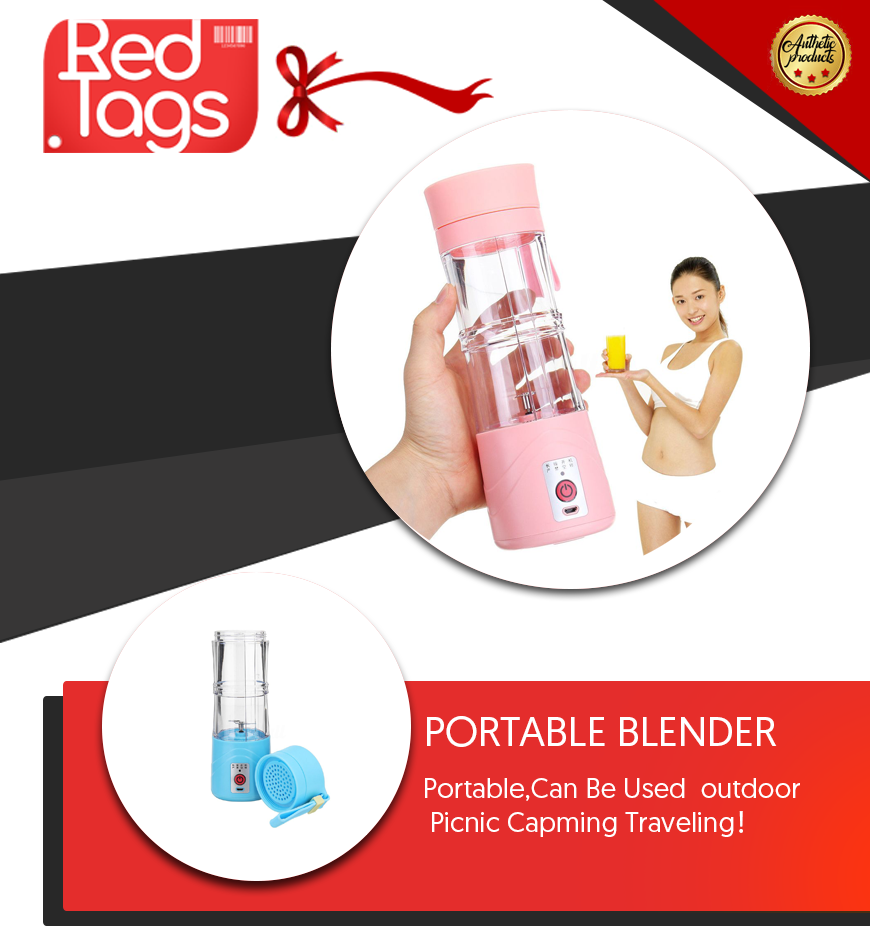 PORTABLE BLENDER | SMOOTHIES MAKER