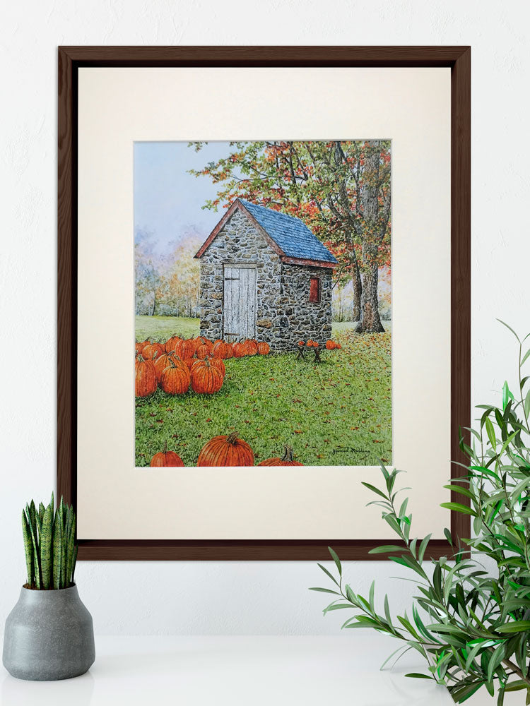 fall is in the air art home decor