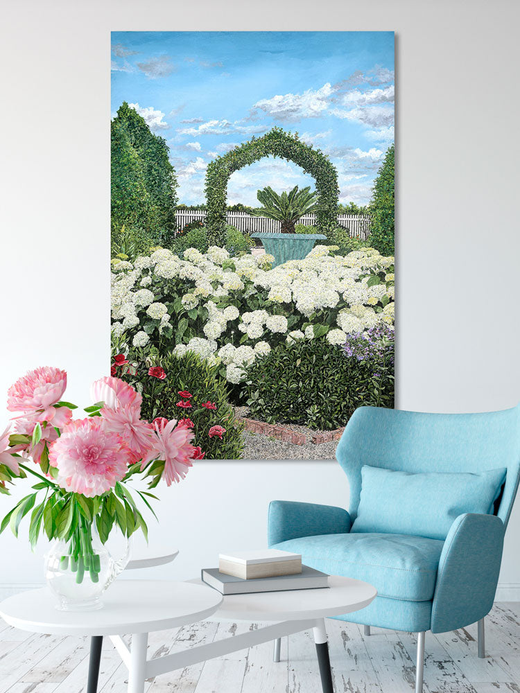 the gardens at carnton art home decor