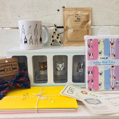 Northern Liberties Gift Box for Dog/Cat Lovers