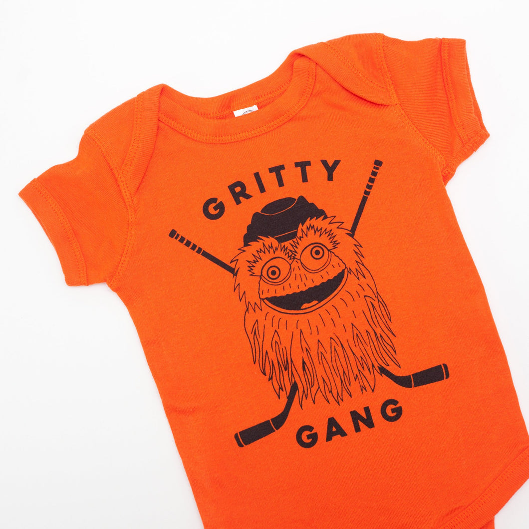 exit343design Gritty Onesie/Kids T