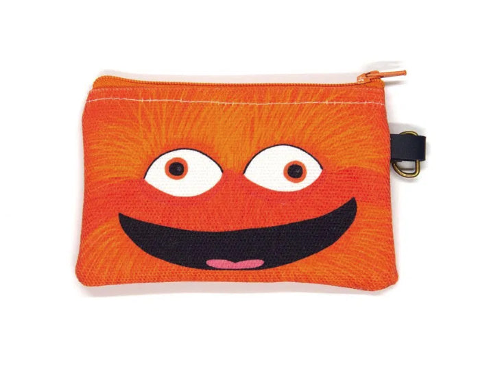 Ana Thorne Gritty Zipper Pouch