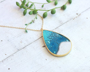 Muro Jewelry Teardrop Necklace