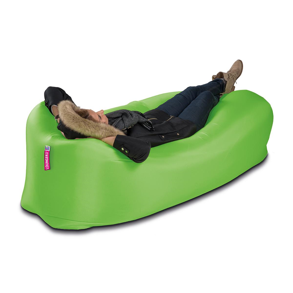 Happy People 78094 Lounger to go grün
