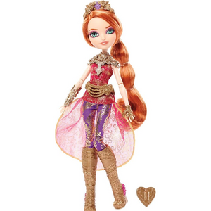 Mattel DHF37 Ever After High - Drachenspiele Holly