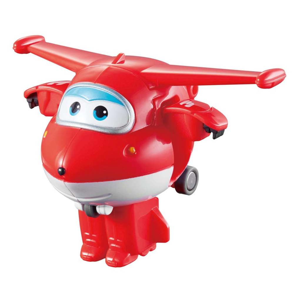 Alpha Toys 303-7210 Super Wings - Transforming Jett - groß