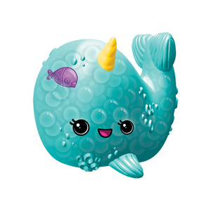 BOTI 55875 Bubbleezz Squeezy - Super Serie 1 - Nina Narwhal