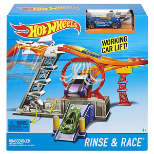 Mattel DNN76 Hot Wheels - Launch Set - sortiert
